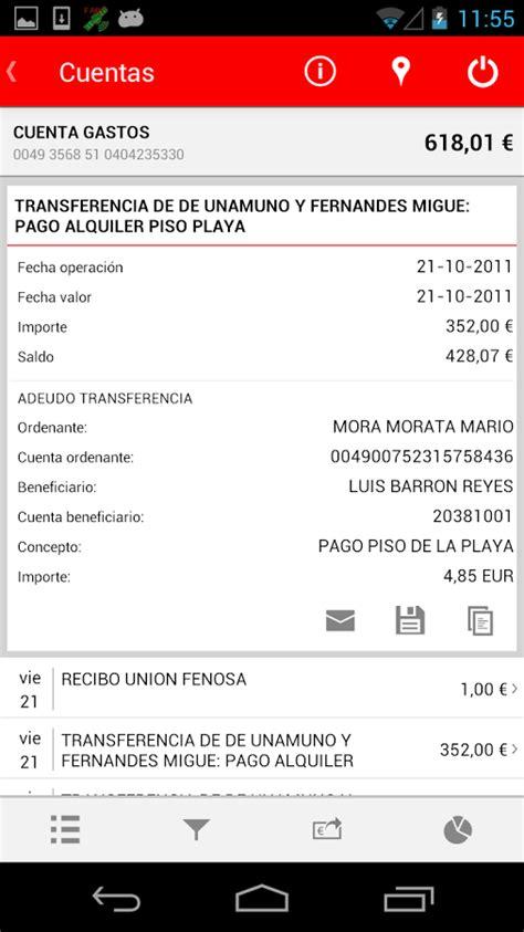 Ver Saldo Banco Santander Online - prestamos ico telefono