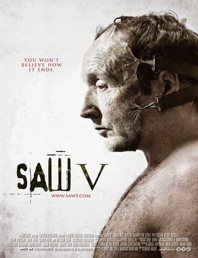 Ver Saw 5 (El juego del miedo 5) (2008) online
