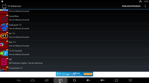 Ver Tv Online Para Espana Android   peliculableachmor