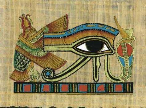 Verdadero significado e historia de:  El Ojo de Horus ...