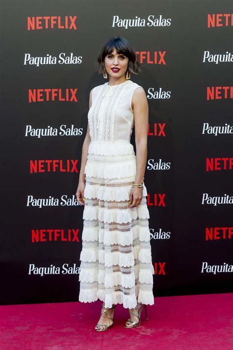 Verónica Echegui, la mejor vestida del estreno de la ...