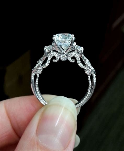 Verragio engagement ring. Style 7074 from the Insignia ...