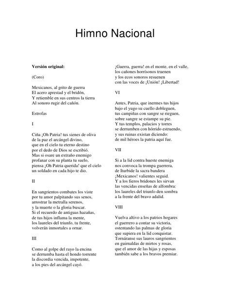 versi n corta del himno nacional mexicano Quotes