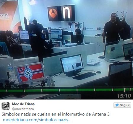 Vertele - El porqué de los símbolos nazis en Antena 3 Noticias