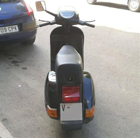 VESPA TX 200 En venta   Portal compra venta vehículos clásicos