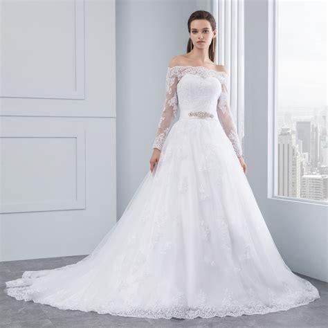Vestido Novia De Princesa Encaje Cinto Pedreria Ivory ...