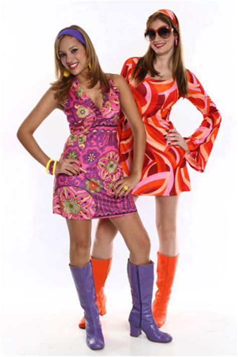 Vestidos 70's 1
