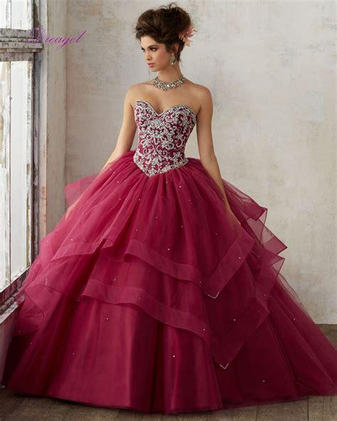 vestidos de 15 anos 2017 (8) - Ideas para Fiestas de ...