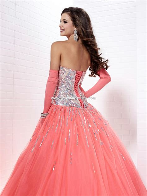 VESTIDOS DE 15 AÑOS COLOR CORAL- FOTOS | Dresses ...