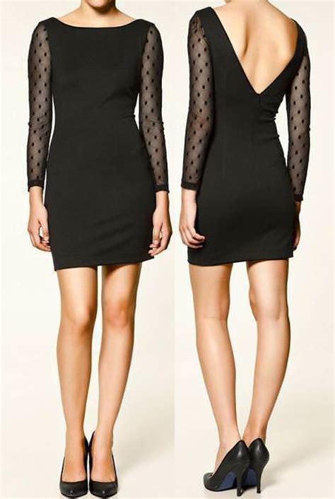 Vestidos de Nochevieja de Zara | demujer moda