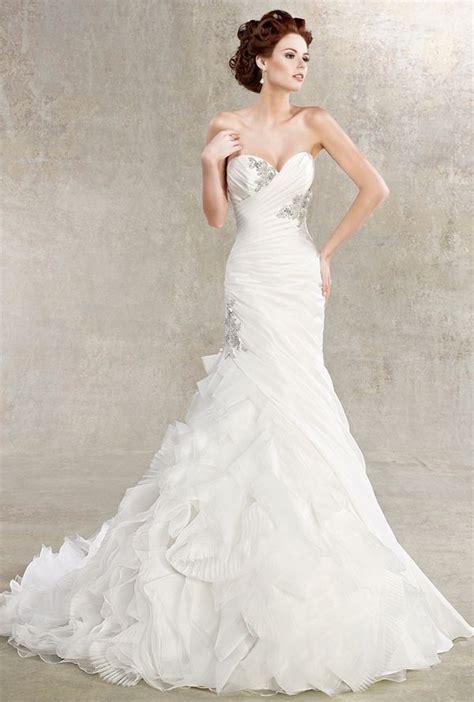 Vestidos de novia elegantes y modernos   Imagui | vestidos ...