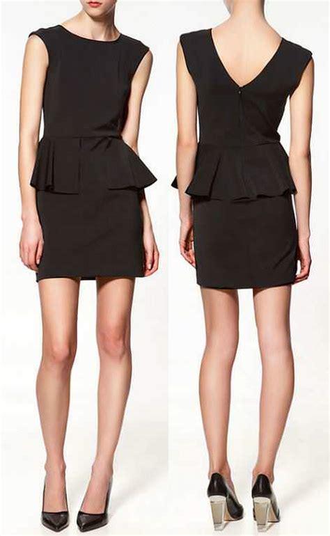 Vestidos de Zara primavera 2012 | demujer moda