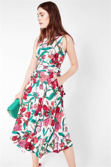 Vestidos, faldas Cortefiel primavera verano 2018 ...