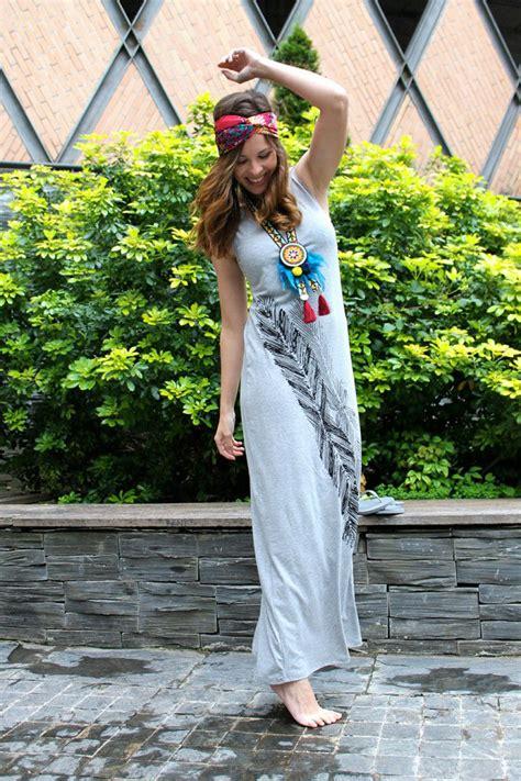 Vestidos Hippie Chic Largos