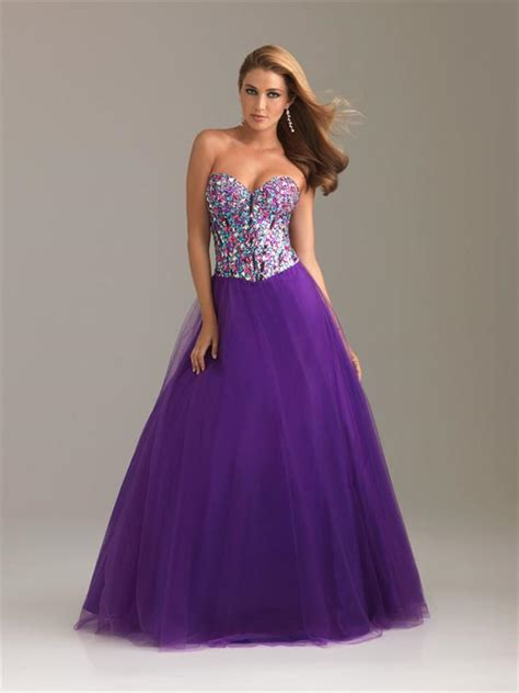 Vestidos para Ti: Vestidos de 15 años color Violeta ...