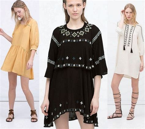 Vestidos Zara De Fiesta Y Casual Otoño-Invierno 2015 ...