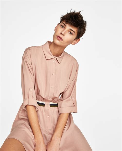 vestidos Zara primavera-verano 2018   Galeriamoda.com