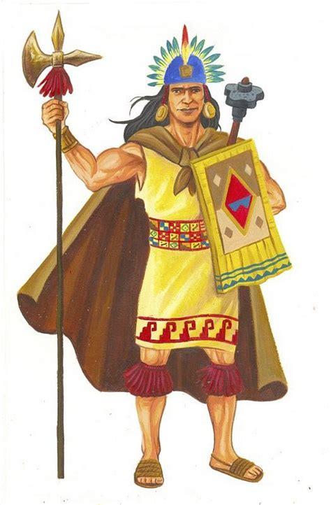 vestimenta reciclaje guerrero inca - Buscar con Google ...