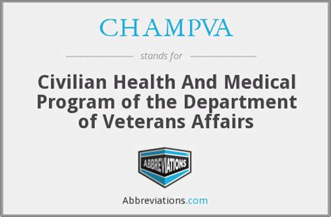 Veterans Administration Champs Program   todaymend2.over ...