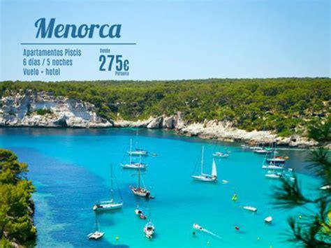 Viaja con Carrefour Viajes a Menorca - Centro Comercial ...