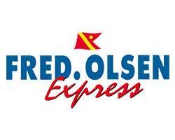 Viaja con Fred Olsen  , compra tu billete de Ferry Online.