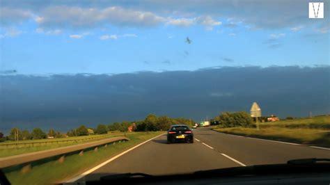 Viajando de carro pela Inglaterra   Video : Canal Londres