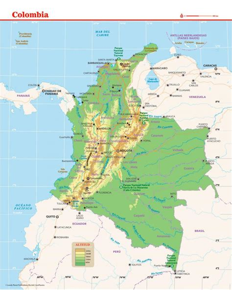 Viajar a Colombia - Lonely Planet