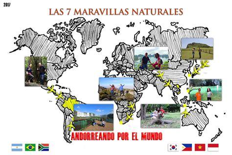 Viajar a las 7 Maravillas Naturales del Mundo ...