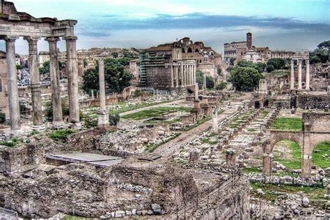 Viajar a Roma. El foro o mi rincón favorito.
