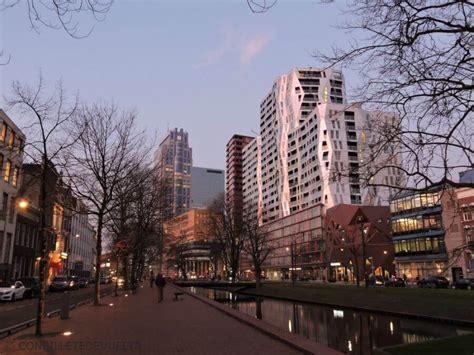 Viajar de Amsterdam a Rotterdam: reportaje y guía para llegar