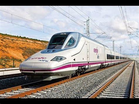 #Viajar en#Tren#Renfe  #Traveling by train  #Euromed#In ...