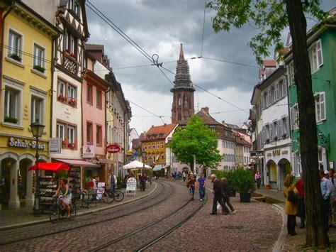 Viajar: Freiburg im Breisgau  Alemania