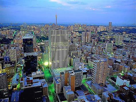 Viaje a Johannesburgo, guía de turismo
