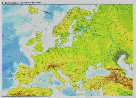 Viaje a la Historia. David Gómez Lucas: MAPAS DE EUROPA