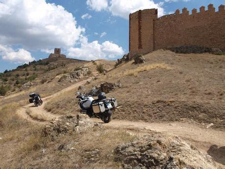 Viaje a los Alpes en moto, 1ª etapa, Toledo, Molina de ...