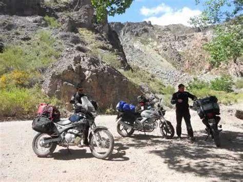 Viaje en moto a la Patagonia Argentina y Chile   YouTube