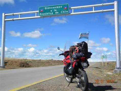 viaje en moto a ushuaia en dos tornados. video 1   YouTube