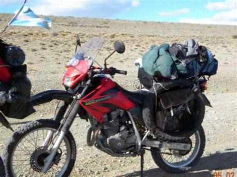 viaje en moto a ushuaia en dos tornados video 4   YouTube