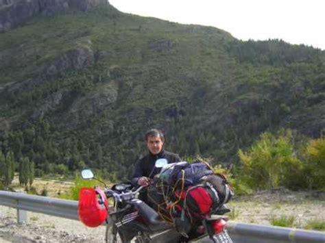 viaje en moto al sur 09 yamaha xtz 125   YouTube