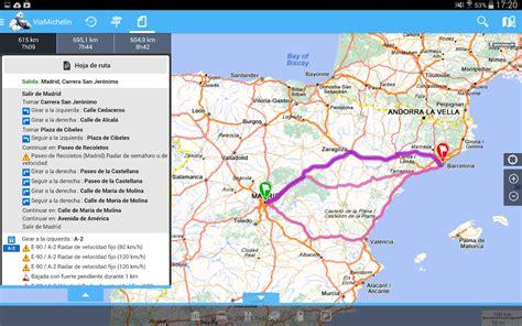 ViaMichelin   Rutas y Mapas   Aplicaciones de Android en ...