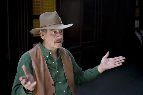 Vicente Fox TV Host? Former Mexican President To Star In ...