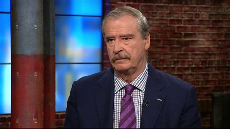 Vicente Fox would have lunch with Trump if he apologizes ...
