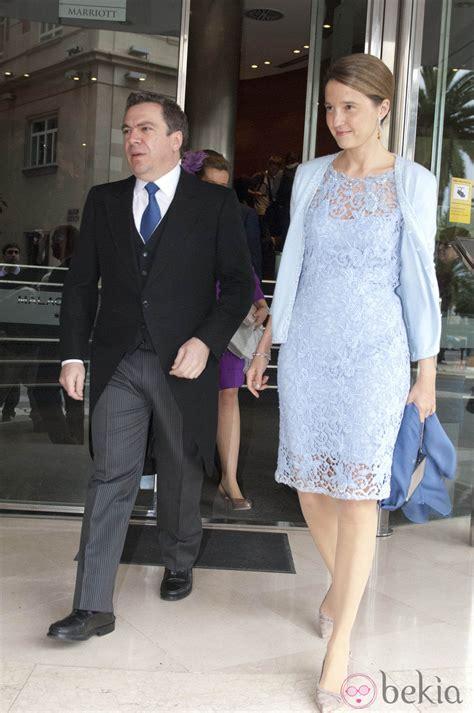 Victoria de Borbón-Dos Sicilias y Markos Nomikos en la ...