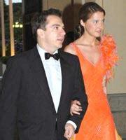 Victoria de Borbón-Dos Sicilias y su marido, Markos ...