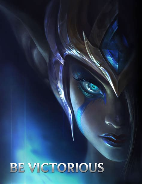 Victorious Skin announced! : leagueoflegends