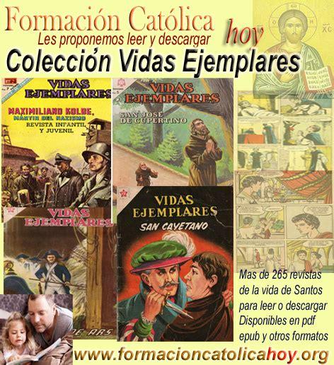 Vida de Santos en Historietas - Colección Vidas Ejemplares ...