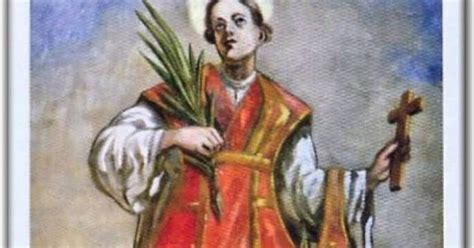 Vidas Santas: San Antonino o Antolín, de Pamiers, Mártir