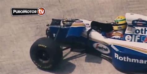 VIDEO: Ayrton Senna nunca lo olvidaremos   Puro Motor