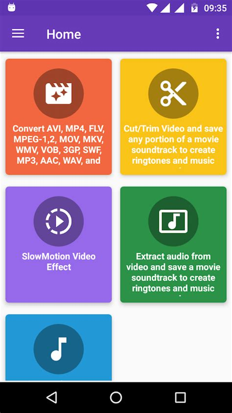 Video Converter - Android Apps on Google Play