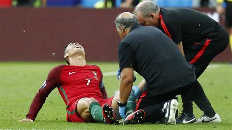 [VIDEO] Cristiano Ronaldo se retira llorando de la cancha ...